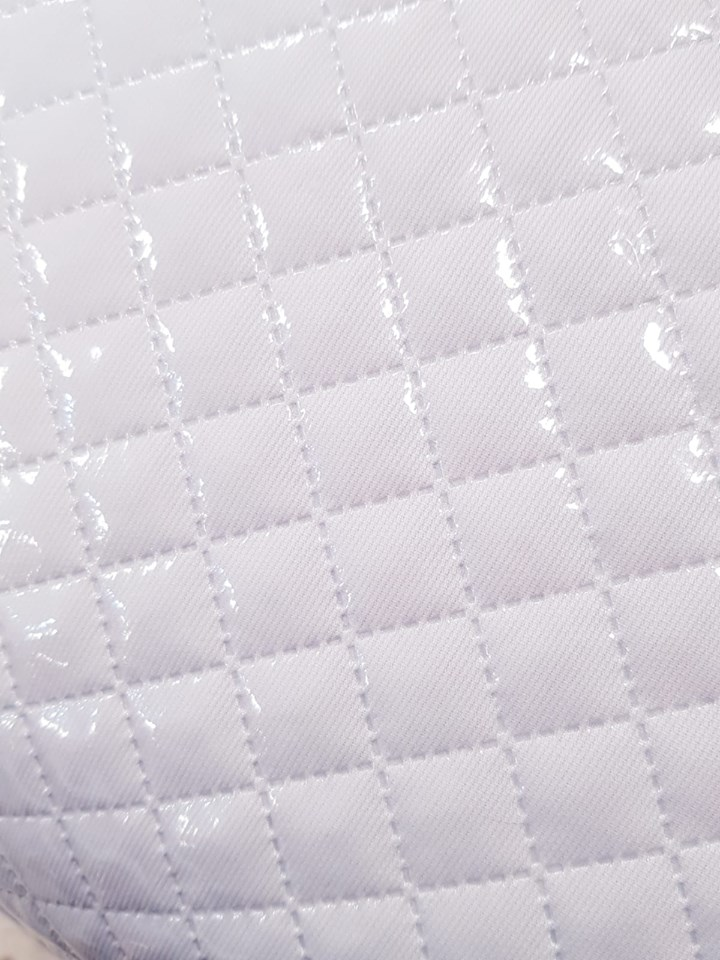 Tela de piqué plastificado Trapos