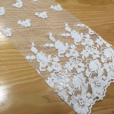 Vestidos de novia tul y encajes