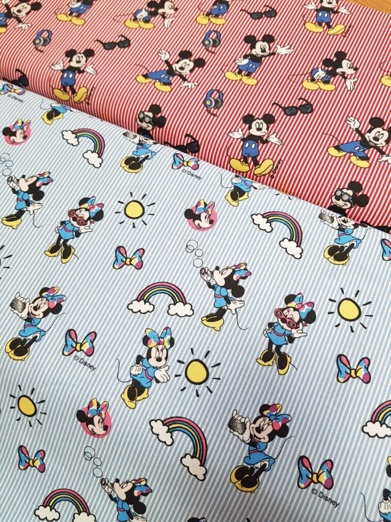 patchwork mickey mouse