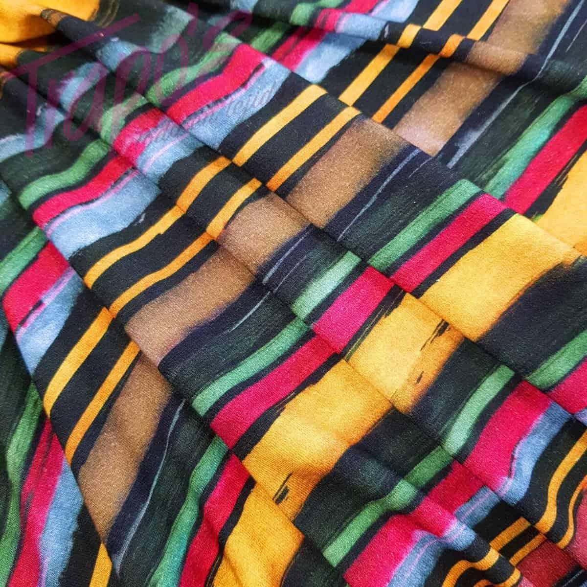 Viscosa-Stripes-Multicolor