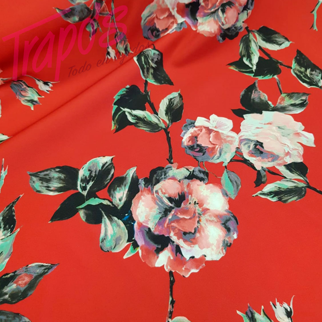 flor-roja