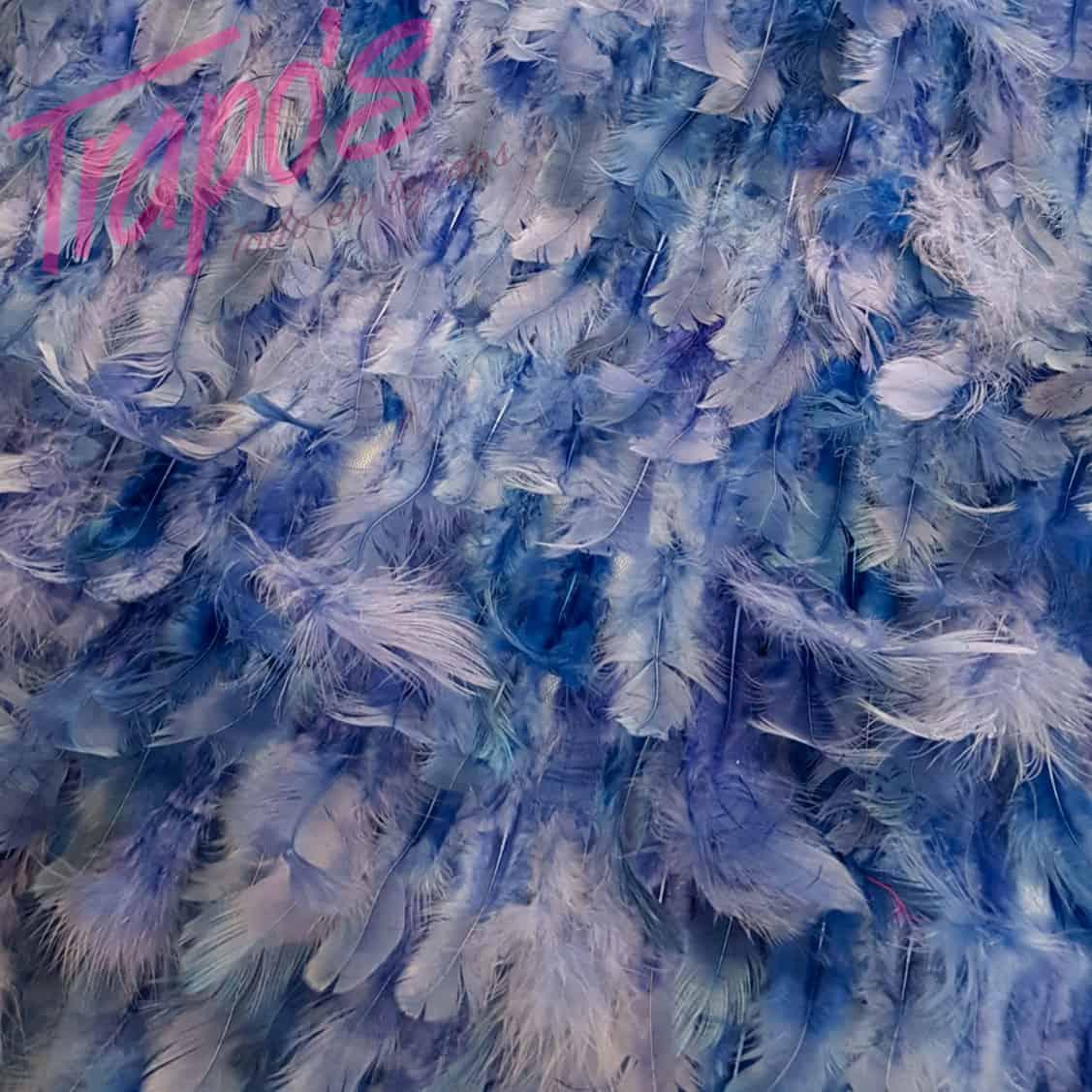 tela-plumas-azul