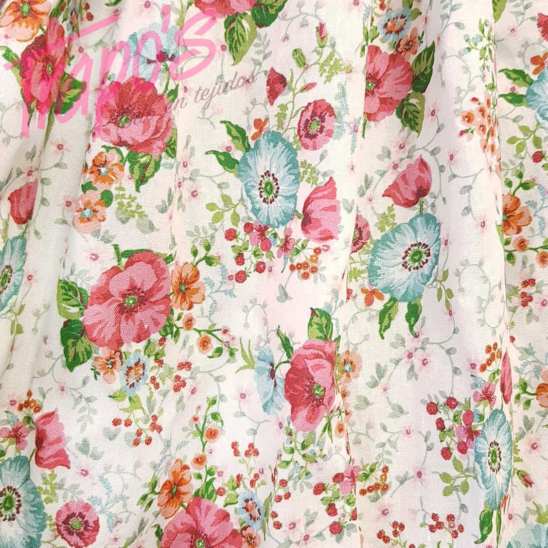 popelin-flores-blanca