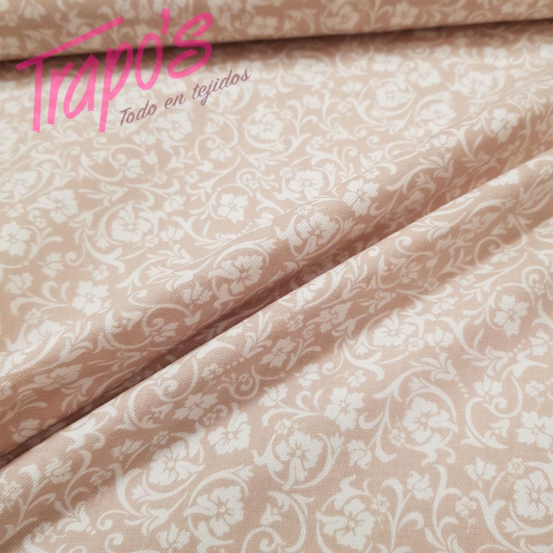 floral-beige3