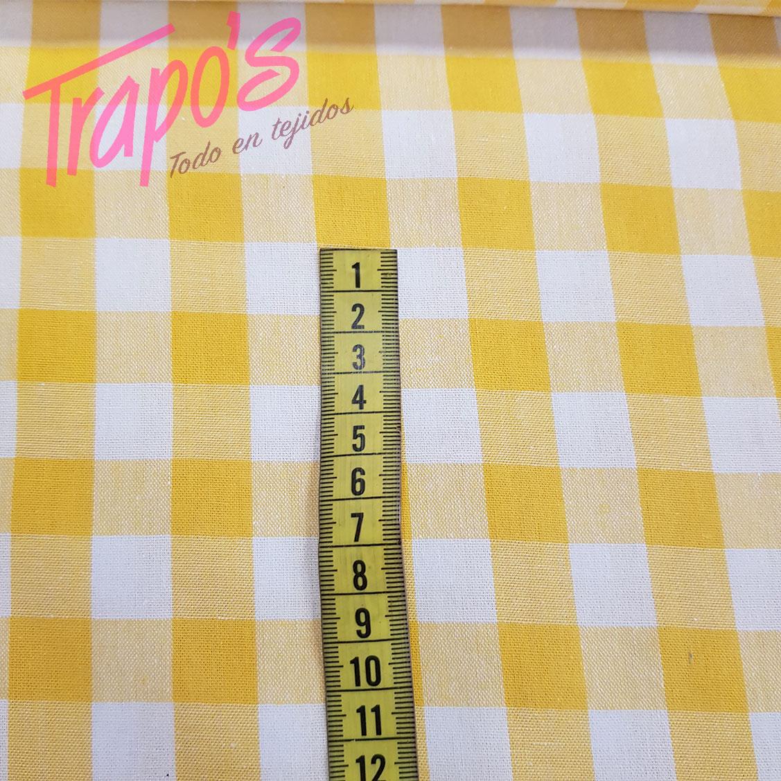 vichy-amarillo-15mm