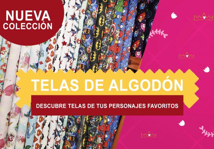 TELAS DE ALGODON III WEB